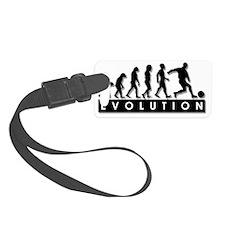 evolution-soccer Luggage Tag