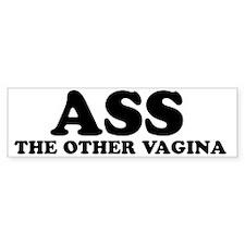 asstov2 Bumper Sticker