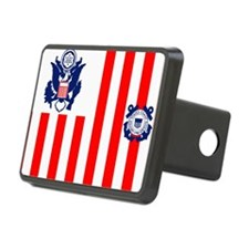 USCG-Flag-Ensign Hitch Cover