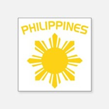 "philipinesEN Square Sticker 3"" x 3"""