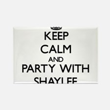 Keep Calm and Party with Shaylee Magnets