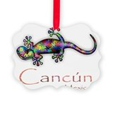 Cancun Picture Frame Ornaments