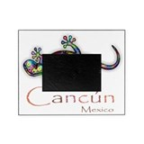 Cancun mexico Picture Frames