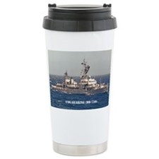 gearing framed panel print Travel Mug