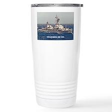 gearing postcard Travel Mug
