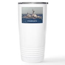 gearing note card Travel Coffee Mug