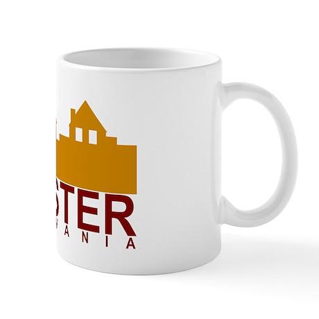 Lancaster Pennsylvania Mug