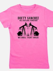 dirty sanchez black Girl's Tee