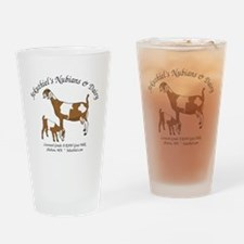 NubianDoeKidDairy Drinking Glass