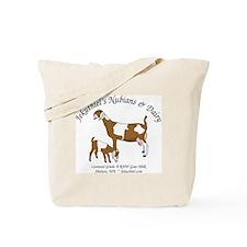 NubianDoeKidDairy Tote Bag