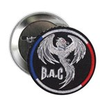 French Anti Crime Brigade Button