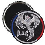French Anti Crime Brigade Magnet
