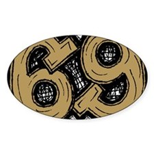69_brown Decal