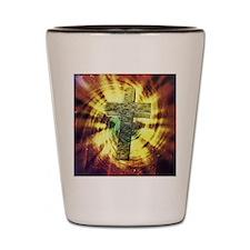 feb_god_is_origin Shot Glass