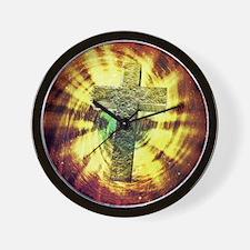 feb_god_is_origin Wall Clock