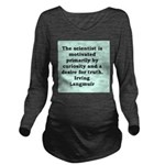 36.png Long Sleeve Maternity T-Shirt