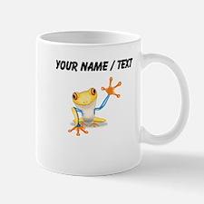 Custom Tree Frog Mugs