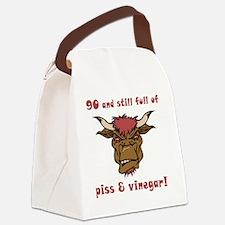 vinegar_90 Canvas Lunch Bag