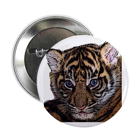 Tiger Cub Button