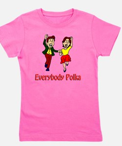 Everybody Polka Shirt Girl's Tee