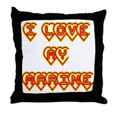 Valentine's Day Throw Pillow