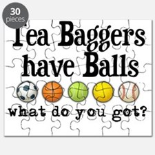 Tea Bagger Balls Puzzle