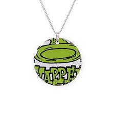 condom_happen_left_green Necklace