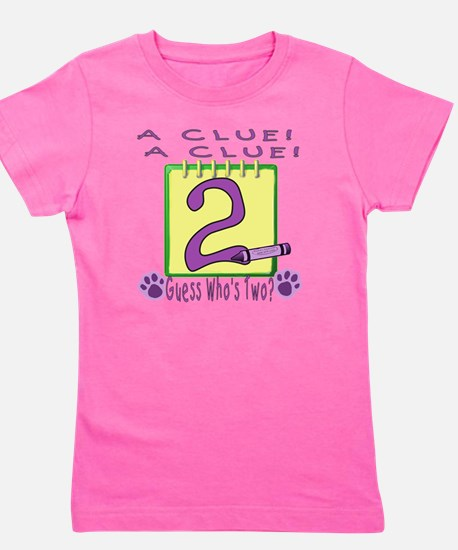 aclue-girls Girl's Tee