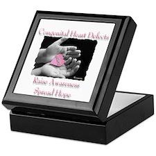 CHD AWARENESS Keepsake Box
