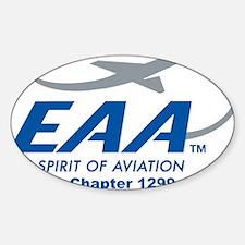 EAASOAChapter1299 Sticker (Oval)