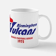 Birmingham Vulcans (on black) Mug