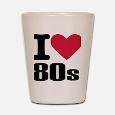 i_love_80s Shot Glass