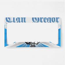 design027a License Plate Holder