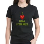 Dead Presidents Women's Dark T-Shirt