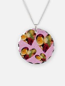 2-roses KEEPSAKE BOX Necklace
