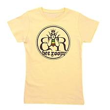 bee-room-shirts-light-cafepress Girl's Tee