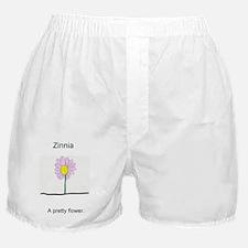 Zinnia Boxer Shorts