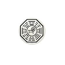dharmaspinning Mini Button