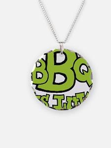 bbqisluv_GREEN Necklace