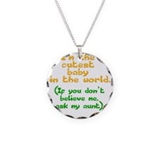 cutest-baby-aunt Necklace