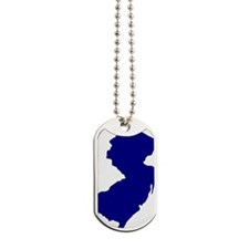 us_newjersey Dog Tags