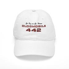 442 shirt 1 black Baseball Cap