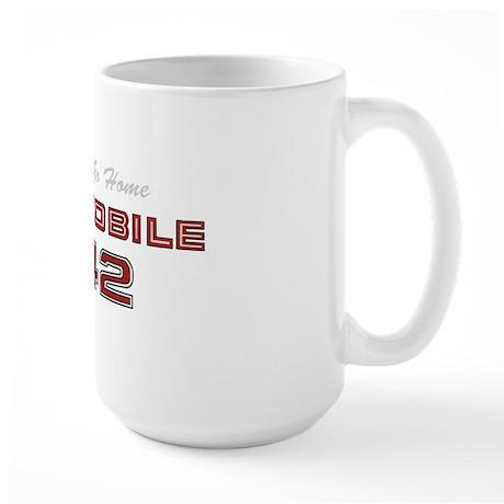 442 shirt 1 Large Mug