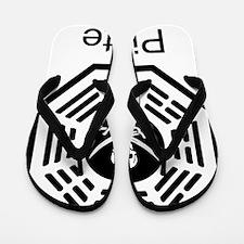 Dharma_Pirate Flip Flops