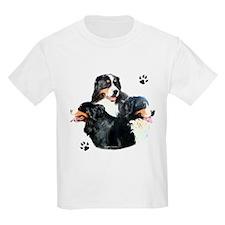 Berner Trio Kids T-Shirt