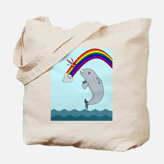 narwhalwider Tote Bag