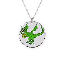 Cracker Dragon fin Necklace