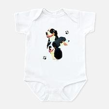 Swissy Trio Infant Bodysuit