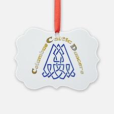 CCD logo Transparent Bckd Ornament