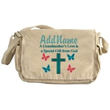ADORING GRANDMA Messenger Bag